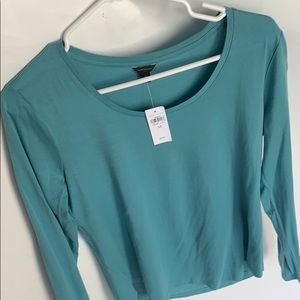 NWT Ann Taylor Long sleeve Tee